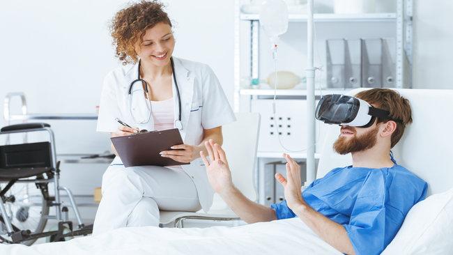 sanal gerçeklik terapisi